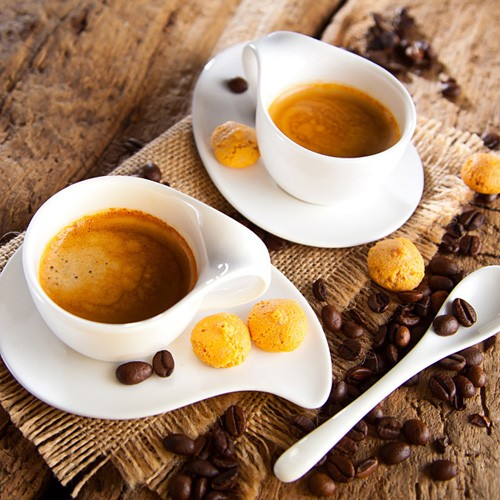 KaffeeShop 24 Hauskaffee Bohne